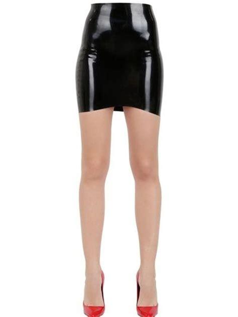 latex miniskirts jpg 400x533