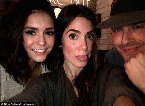 Nina dobrev and ian somerhalder dating, gossip, news, photos jpg 634x464