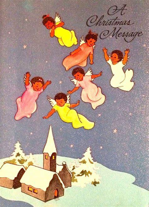 vintage greeting cards depicting african americans jpg 625x869